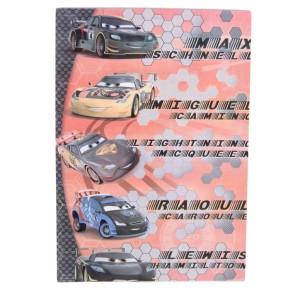 Bloc notes A5 Cars