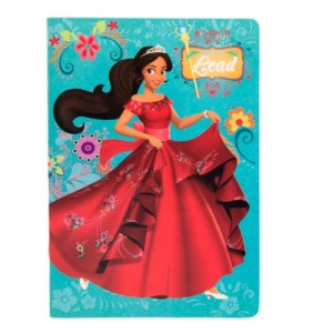 Caiet foaie velina Elena of Avalor