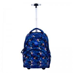Troller Fashion rover-albastru