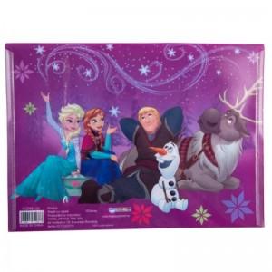 Mapa cu capsa Frozen