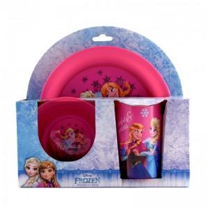 Set dejun 3 piese Frozen