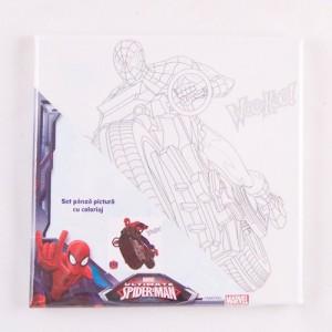 Panza pictura Spider-Man