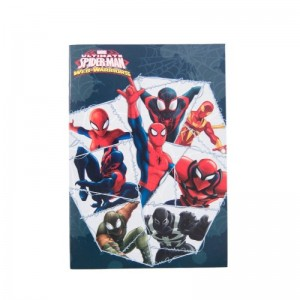 Vocabular Spider-Man