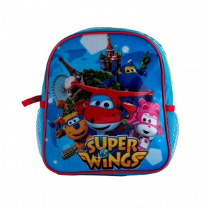 "Ghiozdan 10"" Super Wings"