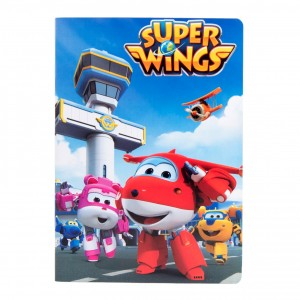 Caiet tip 1 Super Wings