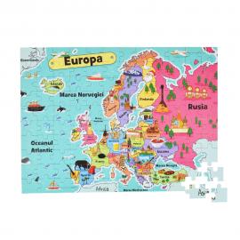 La joaca prin Europa