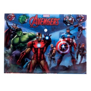 Mapa cu capsa Avengers