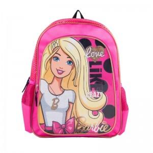 "Ghiozdan 16"" Barbie"