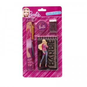 Set cu instrumente Barbie