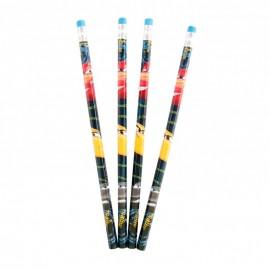 Set 4 creioane HB Cars