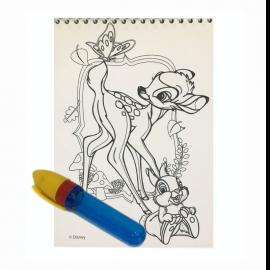 Picteaza cu apa - Animalele Disney