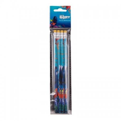Set 4 creioane Dory