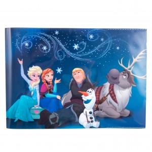 Coperta caiet biologie Frozen