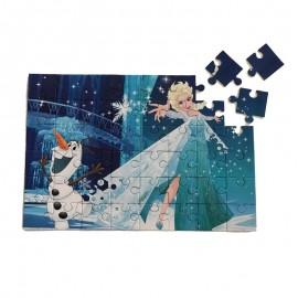 Puzzle 3in1 + Bonus Frozen