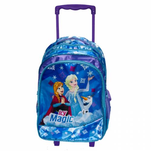 Troller mare 3 compartimente Frozen
