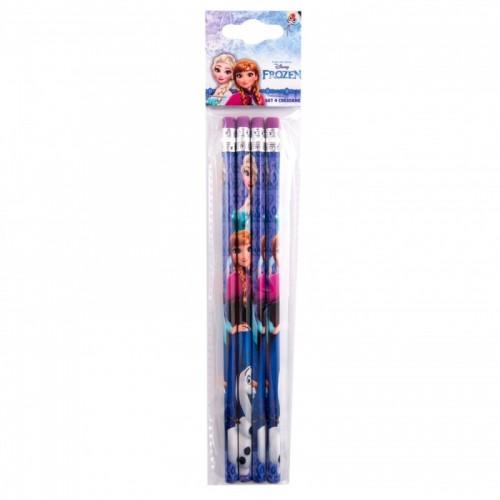 Set 4 creioane Frozen