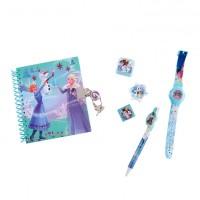 Set cadou cu cadou ceas Frozen