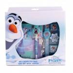 Set cadou cu ceas Frozen