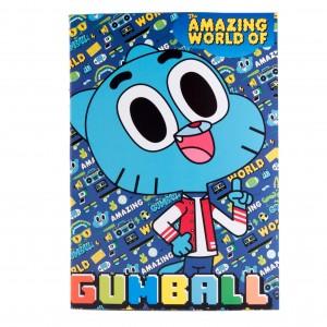 Caiet A5 matematica 48 Flar+coperta Gumball