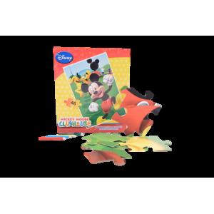 Puzzle gigant + Bonus Mickey