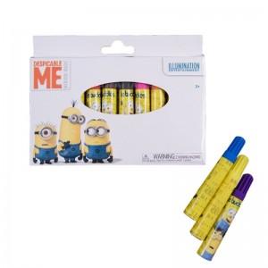 Set 10 markere Minions