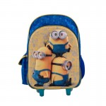Trolley mare 3D Minions