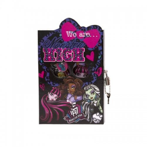 Jurnal secret Monster High