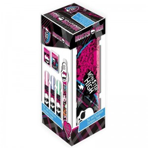 Set desen Monster High