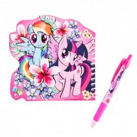 Agenda cu pix My Little Pony