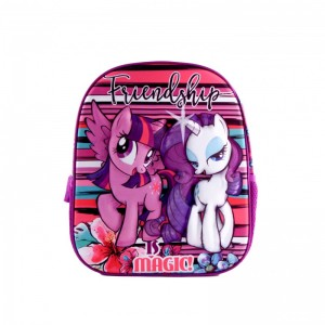 "Ghiozdan 12,5"" 3D My Little Pony"