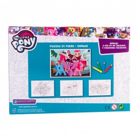 Puzzle 24 piese My Little Pony
