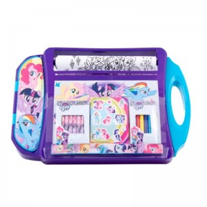 Set de colorat portabil My Little Pony