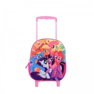 Trolley mic 3D My Little Pony