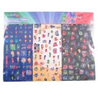 Mega sticker set 400pcs PJ Masks