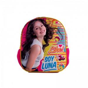 """Ghiozdan 12,5"""" 3D Soy Luna"""