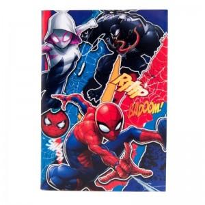 Caiet A5 100FLAR+coperta Spider-Man