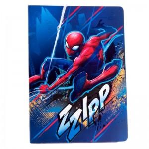Caiet foaie velina Spider-Man