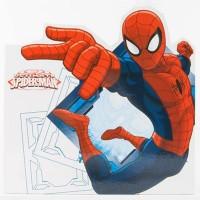 Planseta pentru plastilina Spider-Man