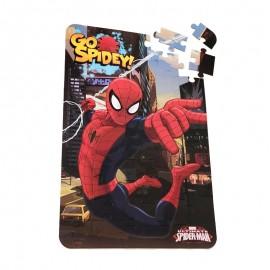 Puzzle gigant + Bonus Spider-Man