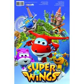 Bloc de desen A4 Super Wings