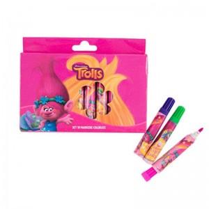 Set 10 markere Trolls